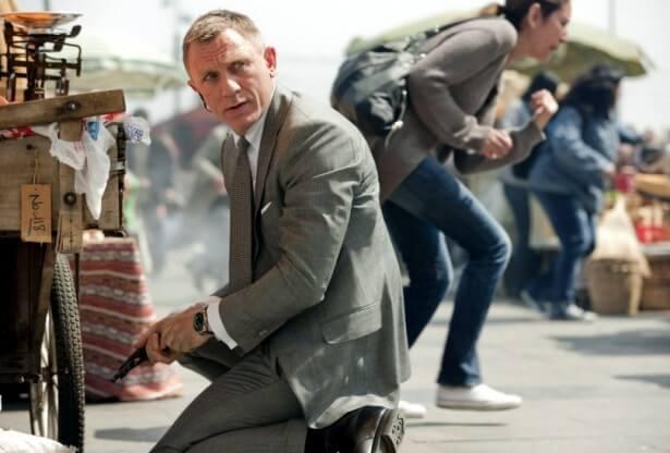 Filme pode ser o último de Daniel Craig como Bond
