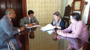 Na semana passada, uma reunião com o secretário de Governo já foi realizada