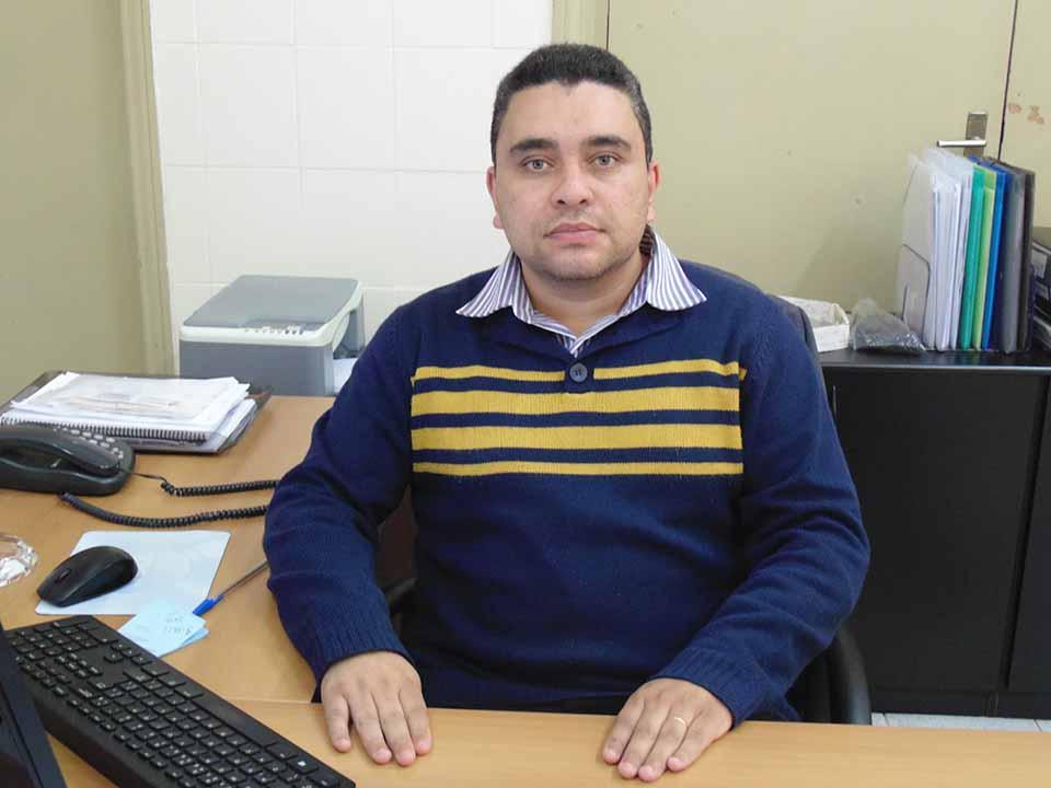 O secretário municipal de Cultura, João Alexandre Moura