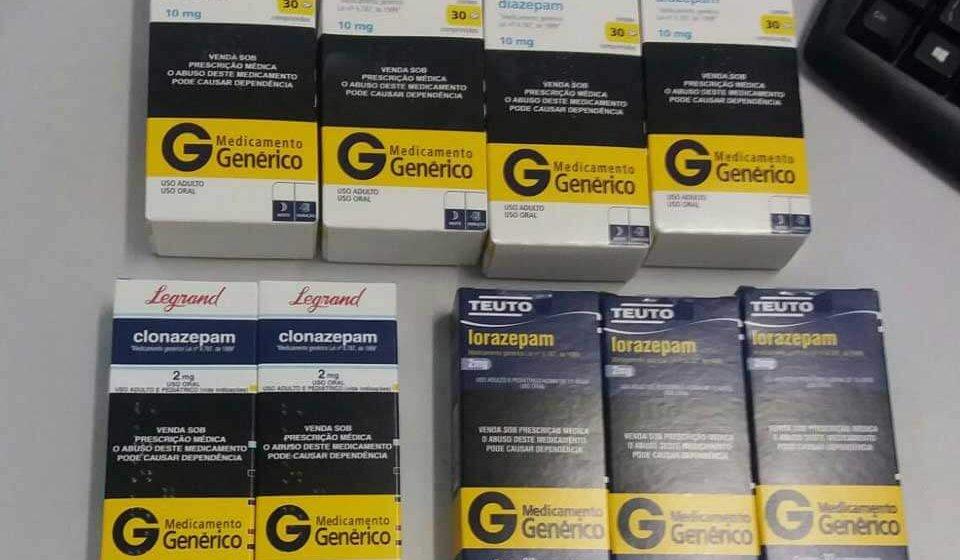 venda ilegal de remédio controlado - Jornal da Cidade