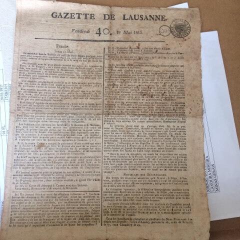 jornais antigos - Jornal da Cidade