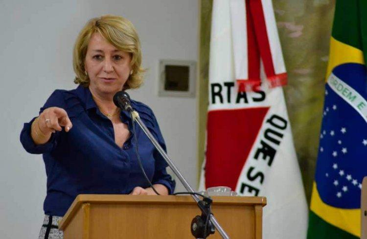 Regina Cioffi é pré-candidata - Jornal da Cidade