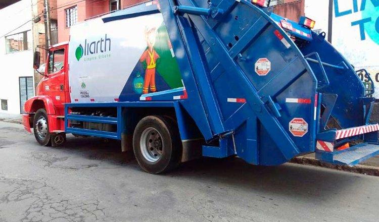 Serviço de coleta de lixo - Jornal da Cidade