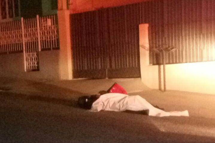 mototaxista é assassinado - Jornal da Cidade