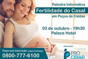 Fertilidade do casal - Jornal da Cidade
