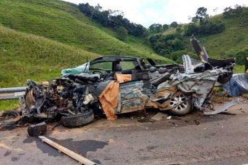 grave acidente na BR-267 - Jornal da Cidade