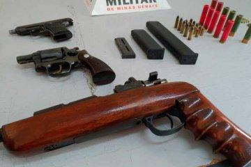 posse-ilegal-de-armas-de-fogo - Jornal da Cidade