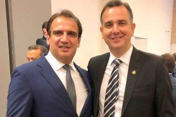 Prefeito de Machado busca recursos em Brasília - Jornal da Cidade