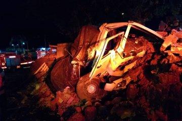 acidente no Marco Divisório - Jornal da Cidade