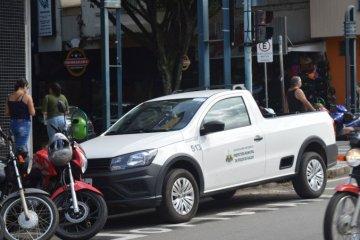 Ambulantes no centro - Jornal da Cidade
