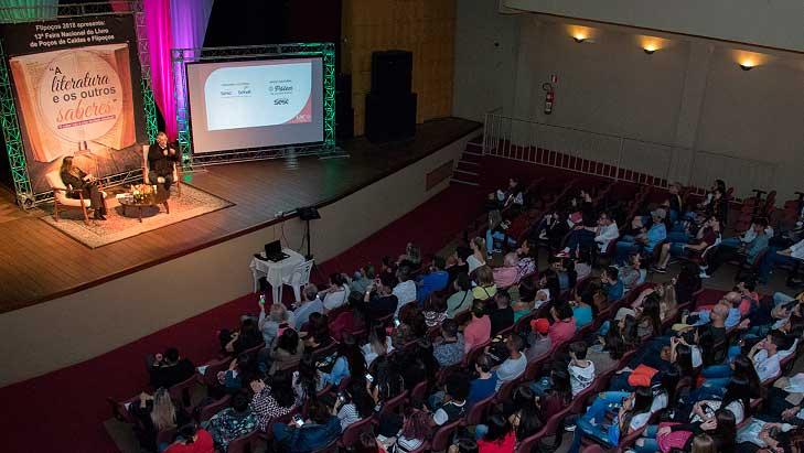 troca de ingressos para palestras - Jornal da Cidade