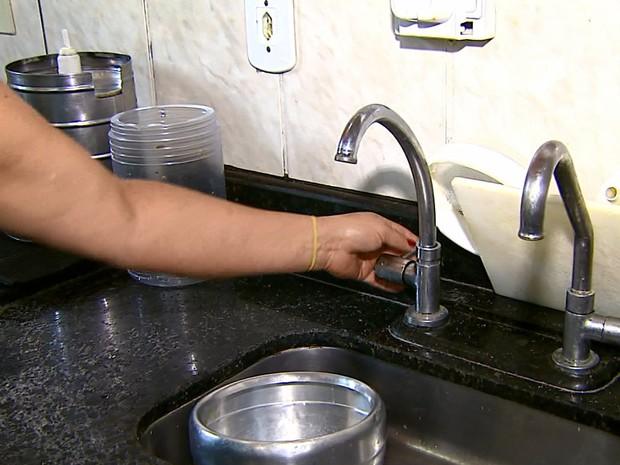 desconto na conta por falta de abastecimento de água - Jornal da Cidade