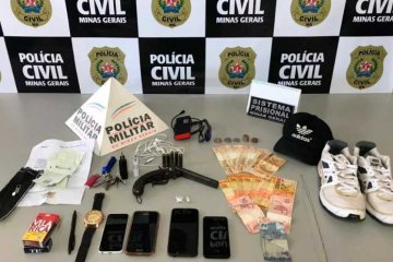 arma-e-celulares-no-entorno-de-presídio - Jornal da Cidade