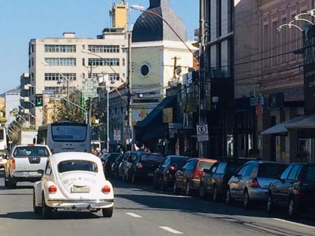 Avenida Francisco Salles - Jornal da Cidade