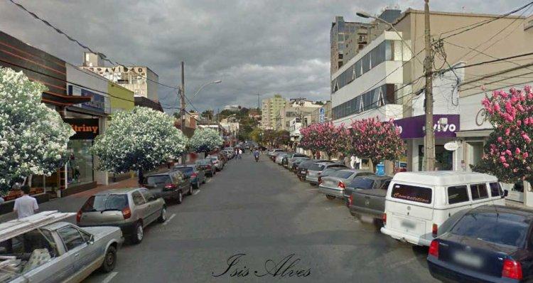 Rua Alagoas - Jornal da Cidade
