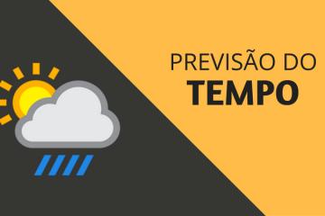 Previsão do tempo em Minas