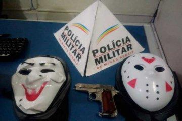 adolescentes tentam assaltar posto - Jornal da Cidade