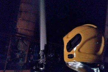 explosão-de-caminhão-na-Mineração-Curimbaba - Jornal da Cidade