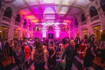 Palace-Casino-recebe-Baile-de-Máscaras - Jornal da Cidade