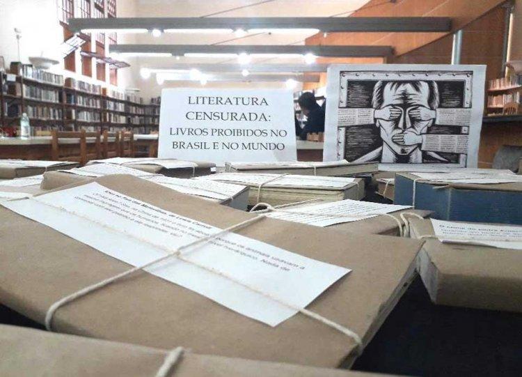 Literatura Censurada - Jornal da Cidade