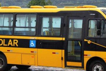 Transporte escolar - Jornal da Cidade
