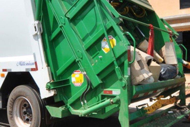 coleta de lixo em Poços - Jornal da Cidade