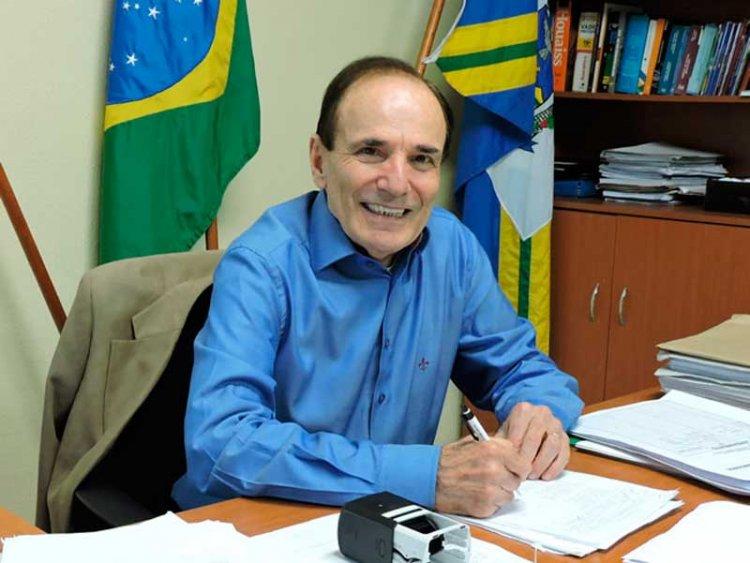 Antônio-Silva-renuncia-ao-cargo-de-prefeito - Jornal da Cidade