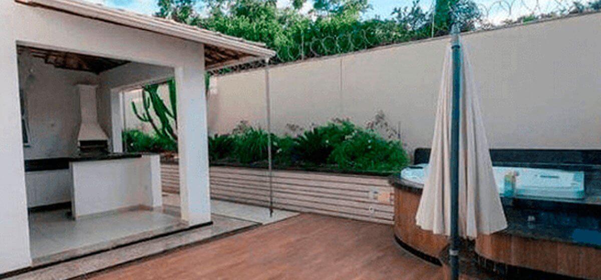 Casa no Jardim Amaryllis - Jornal dos Negócios