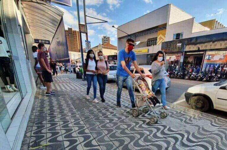 comercio flexibilizado em Poços de Caldas - Jornal da Cidade