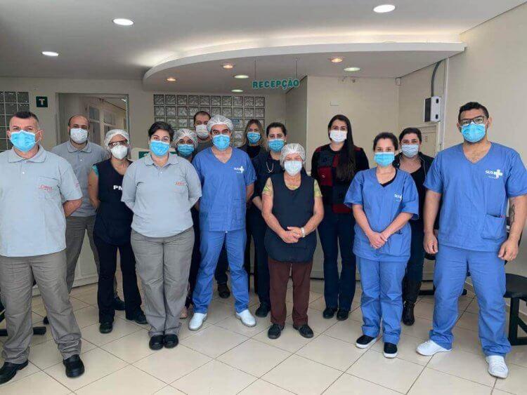 Ambulatório do Hospital de Campanha - Jornal da Cidade