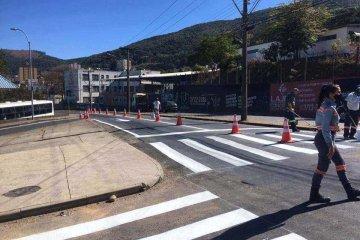 Cruzamento na região leste - Jornal da Cidade